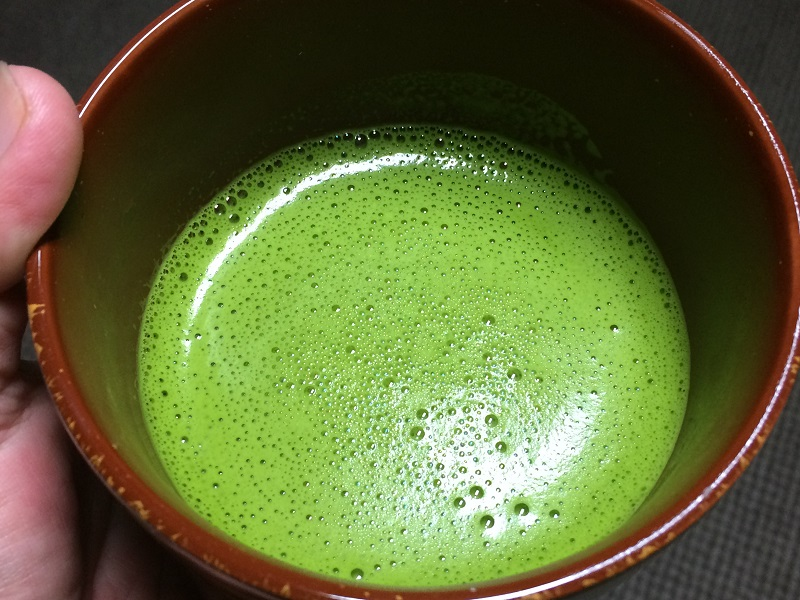 ネスカフェのバリスタでは抹茶は利用できません・・・・。